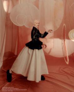 Hilma Af Klint, Florence, Fashion Photography, Tulle, Ballet Skirt, Vogue, Skirts, Unique, Model