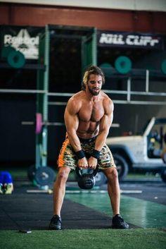 Seth Rollins crossfit junkie