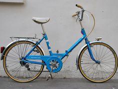 70's Motobecane folding bike