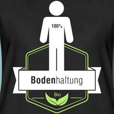 Bio Human - 100% Bio aus Bodenhaltung rein ÖKO The 100, Pouch, Textiles, Woman
