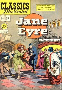 No 39: Jane Eyre - Charlotte Bronte