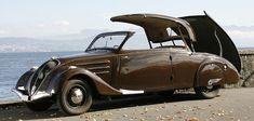 Peugeot 402 Eclipse 1936