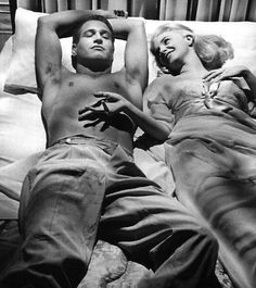 paul newman/joanne woodward.