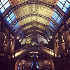 Hannah Levy on Instagram: Has to be my favourite building in London. #naturalhistorymuseum