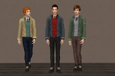 Rented-Space + Specialsimflake default outerwear by Antka