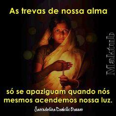 PROSA  -   TRECOS     E     CACARECOS: ACENDA SUA LUZ! reflection