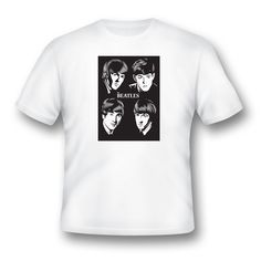 "Camiseta Beatlemania ""The Beatles"""