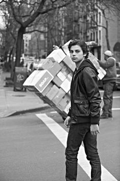 Sky's The Limit For Foster's Star Jake T. Austin