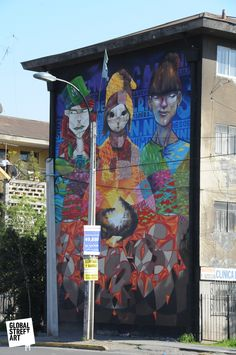 INTI #painting #graffiti #arteurbana #streetart #urbanart #grafite