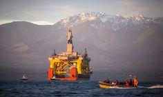 Oil giant's US presi