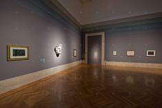 i colori nell'allestimento di Paul Klee.