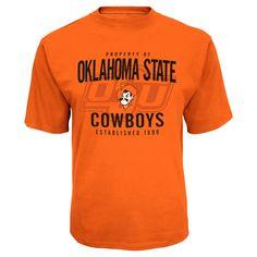 NCAA Oklahoma State Cowboys Men's Mascot Synthetic T-Shirt - Xxl,