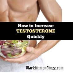 10 Ways on How to Increase Testosterone Naturally – Best T Boosters