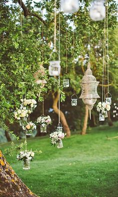Simply Chic Wedding Flower Decor Ideas ❤ See more…