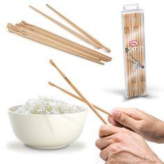 Drumstick Chopsticks: 4 sets for $11.99