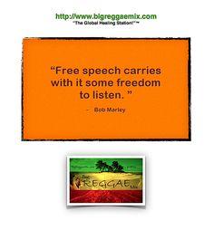 Free speech yes @ Big Reggae MIx