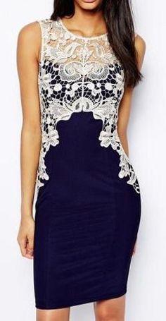 Aliexpress.com : Buy Mel Moda laço branco sem mangas azul vestido mulheres vestidos from Reliable vestidos para meninas magras suppliers on Honey Co. Ltd.