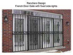 Page 28 Ranchero Design www.MetalexDoors.com  #securitydoors #Door #security #Stormdoors #physicalsecurity #crimeprevention