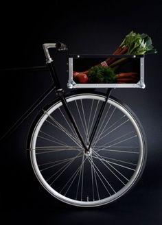 MAIK bike crate