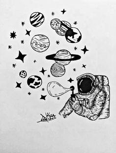 Stars&moon...