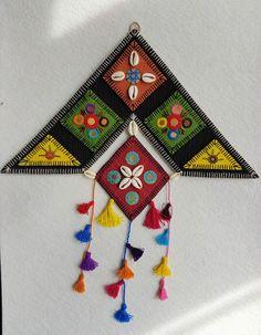 Diy Home Crafts, Felt Crafts, Sewing Crafts, Sewing Projects, Arts And Crafts, Art N Craft, Craft Work, Art Room Doors, Paper Folding Crafts
