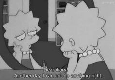 The Simpsons shared by 水色 on We Heart It Funny Iphone Wallpaper, Mood Wallpaper, Iphone Background Wallpaper, Cartoon Wallpaper, Up Quotes, Sad Love Quotes, Mood Quotes, Simpsons Quotes, The Simpsons