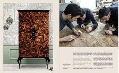 Gestalten New Release - The Craft and the Makers TheCraftBook_preview-3