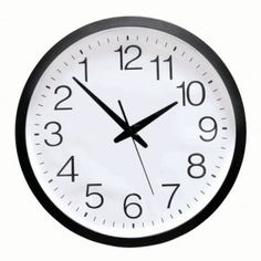 Add some fun and quirky decor to your home with this unusual backwards clock! The hands turn from right to left instead of left to right which will add some humor as your guests try to figure out exactly what the time is! Unusual Clocks, Cool Clocks, Gadgets, Quirky Decor, Cool Inventions, Telling Time, Novelty Gifts, Ticks, Cool Stuff