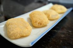 Peanut Butter Mochi Recipe. My dad absolutely loves peanut butter mochi, and I think you will too! Try it by clicking this link, and see how you like it!