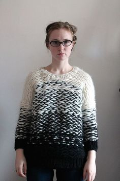 Knit 2014 on Behance: I literally love everything about this sweater and this photo. (scheduled via http://www.tailwindapp.com?utm_source=pinterest&utm_medium=twpin)