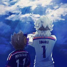 ~One day we'll touch the sky⛅  ☀ #ibuki ☀ #ibukimunemasa ☀ #inazumaelevengo ☀ #inazumaeleven ☀ #football ☀ #matatagi ☀ #matatagihayato ☀ #ilovefootball ☀ #sakkayarouze ☀ #anime ☀ #manga ☀ #otaku ☀