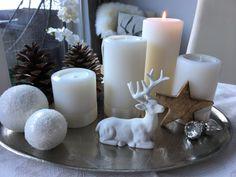 Advent Advent ein Lichtlein brennt. Ein Weihnachtskranz mal anders.