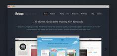 Redux: Business Website Template Design - http://grapehic.com/redux-business-website-template-design/photoshop/psd