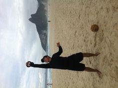 Ipanema  Kettlebell Training with Rio Extreme Crew