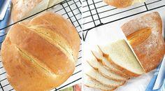 Domáci chlieb hotový za 90 minút!