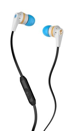 Skullcandy Ink'd with Mic Skullcandy Earphones, Phone Sounds, Mobile Deals, Ios Phone, Blue And White, White Gold, Windows Phone, Dual Sim, Chelsea