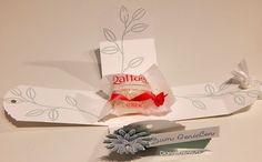 Stampin Up Verpackung Mitbringsel oder kleiner Willkommensgruß