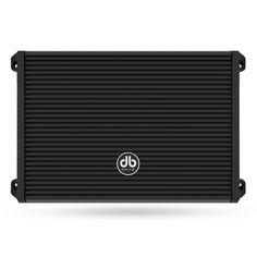Amplificador DB Drive A6-1900.1D Clase D Monoblock de 1900 Watts Series A6