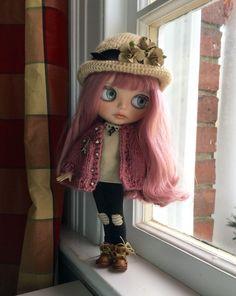 "Custom Blythe Doll ""Rosie"" by LoveLaurie"