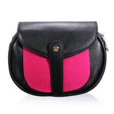 Women Hit Color Small Cross Body Bag