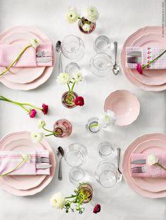 Kära skära januari - love the pink!