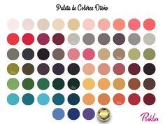 Colores para mujeres de estación otoño | Pinklia | Tu portal favorito para lucir bella y unica