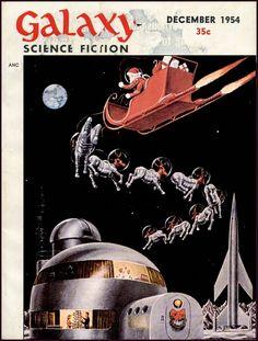 Intergalaktische Interferenzen: Weihnachtsgrüße aus dem Weltraum!