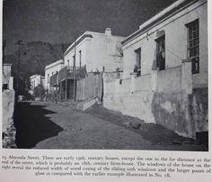 Cape Dutch, Cape Town, South Africa, History, Historia