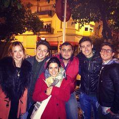 Cande,Rugge,Jorge,Facu y Alba.