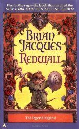 Redwall by Brian Jaques
