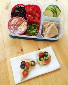 For a nutritional boost, add Sabra Pizza Hummus to school lunches that kids will love.