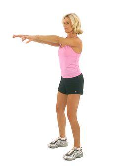 Reto de 30 días de squats para muslos y glúteos firmes