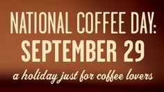 FREE Coffee on National Coffee Day 2015 (September - Faithful Provisions Happy Coffee Day! FREE Coffee on National Coffee Day 2015 (September - Faithful Provisions Happy Coffee Day! Happy Coffee, Coffee Talk, Coffee Girl, I Love Coffee, My Coffee, Coffee Drinks, Coffee Beans, Coffee Shop, Coffee Cups