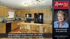 Homes for sale 8439 Fergerson Road Cicero NY 13039  RealtyUSA